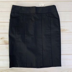 Black pencil skirt by The Limited